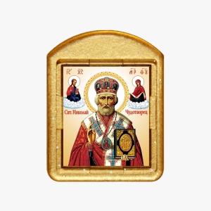 Ладанка святителя Николая Чудотворца, Образ