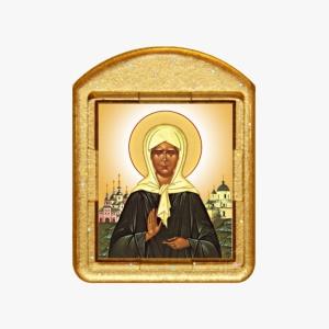 Ладанка святой Матроны Московской. Образ