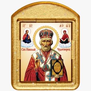 Святитель Николай. Ладанка