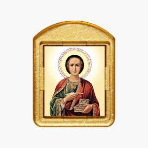 Великомученик Целитель Пантелеимон. Ладанка