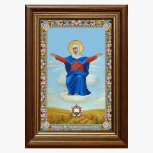 Образ Божией Матери Спорительница хлебов 2