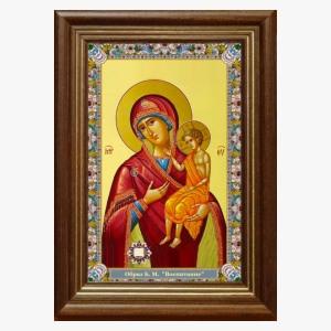 Образ Божией Матери Воспитание 2