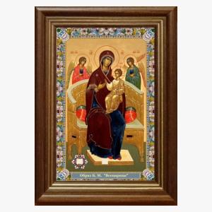 Образ Божией Матери Всецарица 2