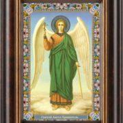 Ангел Хранитель. Икона в киоте