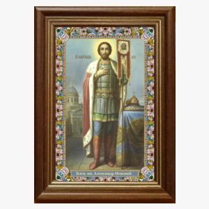 Образ благоверного князя Александра Невского