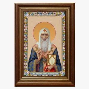 Образ святителя Алексия Московского