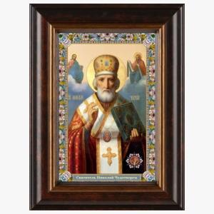 Образ святителя Николая Чудотворца