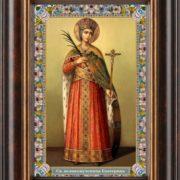 Святая Великомученица Екатерина, икона