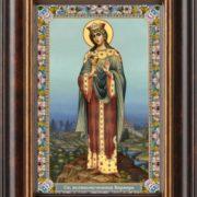 Святая Великомученица Варвара, икона