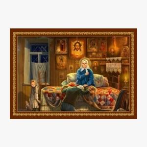 Фотография святой Матроны. Четвертая