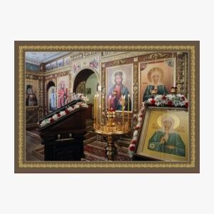 Фотография святой Матроны. Десятая