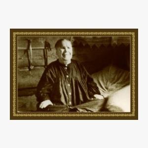 Фотография святой Матроны. Вторая