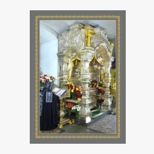 Фотография святой Матроны. шестая