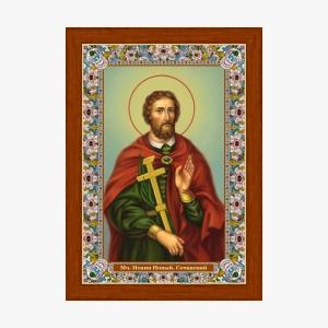 Мученик Иоанн Новый, икона