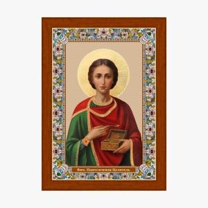 Великомученик Целитель Пантелеимон, икона