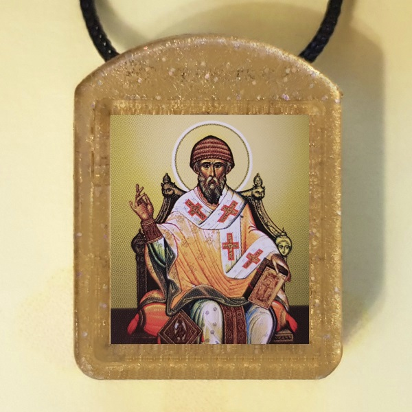 Святитель Спиридон - Ладанка